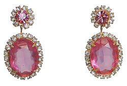 1960s K.J.L. Earrings