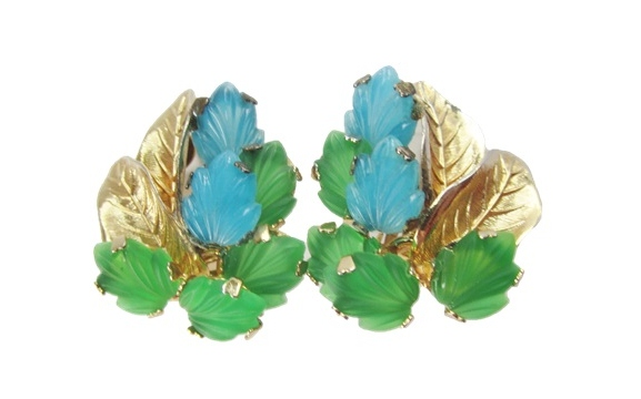 1969 Dior Germany Earrings