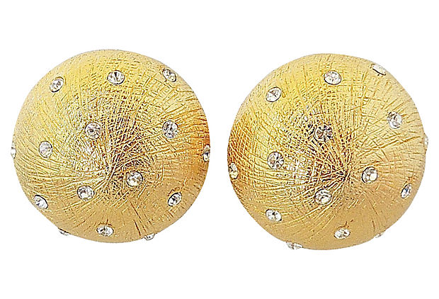 1980s Dior Earrings