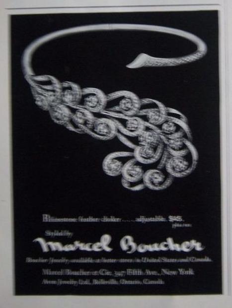 Boucher 1950 Ad