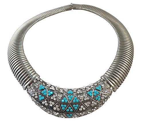 1980s Nina Ricci Necklace