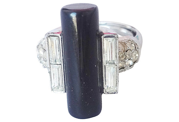 1970s Trifari Ring