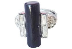 1970s Trifari Ring