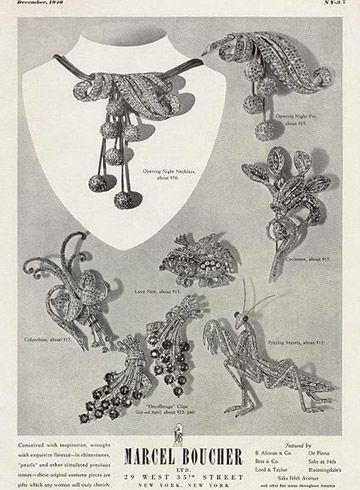 Boucher Ad 1948