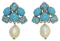 1950s Hattie Carnegie Earrings