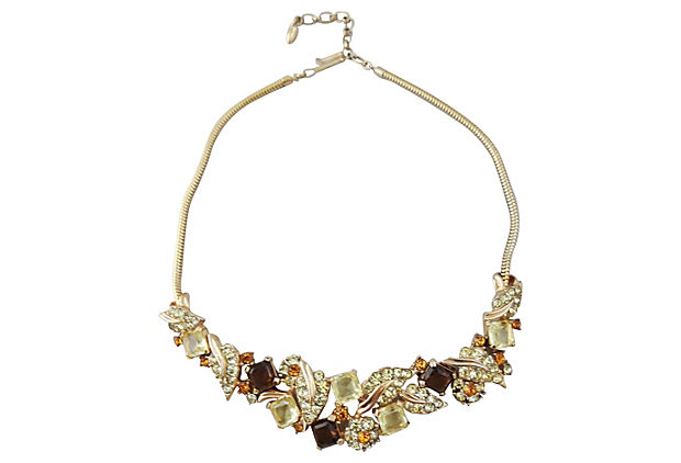 Late 1950s Boucher Necklace