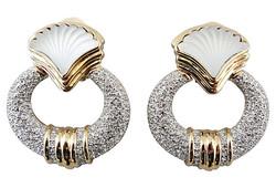 1980s Guy Laroche Earrings
