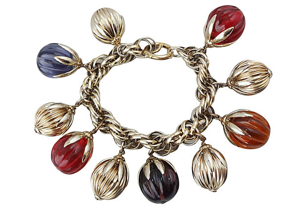 Napier Doris Day Bracelet, 1955