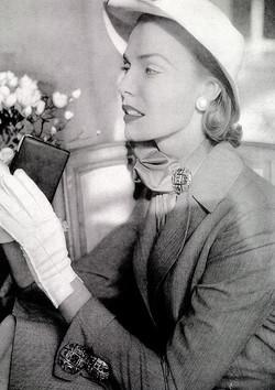 Boucher 1951 Ad in Vogue