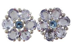 Late 1950s Jomaz Earrings