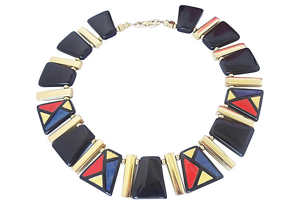 Napier Necklace, 1985
