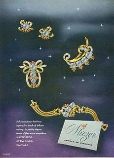 Mazer 1947 Ad