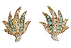 Boucher Earrings, 1961