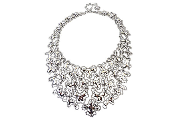 Monet Mandira Necklace, 1974