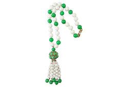 Trifari Necklace, 1962