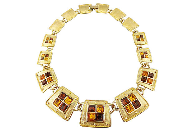 Napier Galleria Necklace, 1992