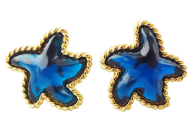1990s Trifari Earrings