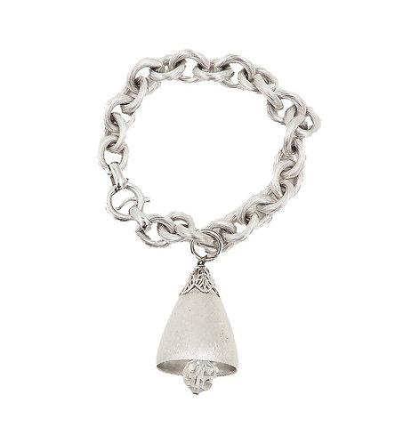1970s Napier Bell Charm Bracelet