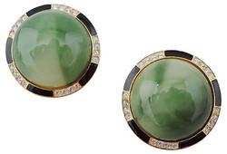 1980s Kenneth Lane Earrings