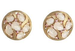 Late 1950s-1960s Trifari Earrings