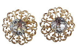 1950s Napier Earrings
