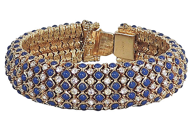 1950s Ciner Bracelet