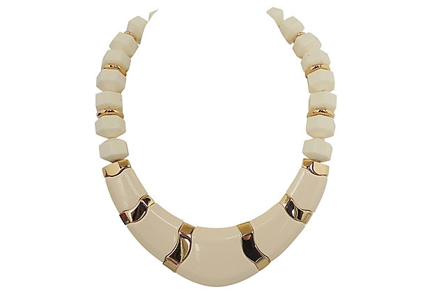1980s Trifari Necklace