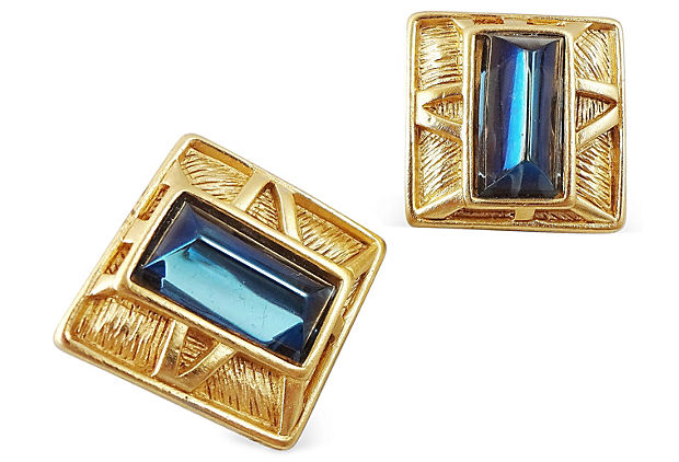 1908s Givenchy Earrings
