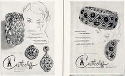 Castlecliff Ads 1953 & 1954