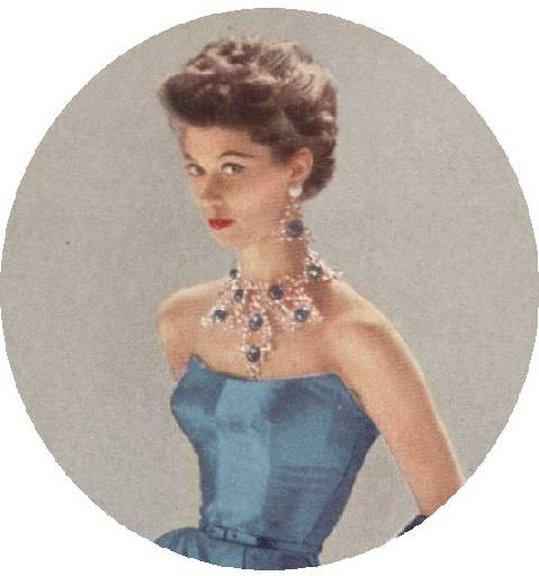 Mazer Ad 1951