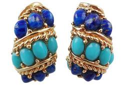 Late 1960s Boucher Earrings