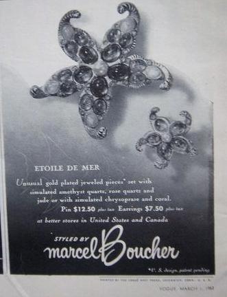 Boucher 1951 Ad