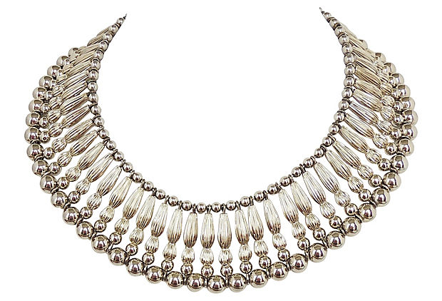 Monet Paradenia Necklace, 1955