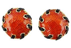 1980s-90s Yosca Earrings