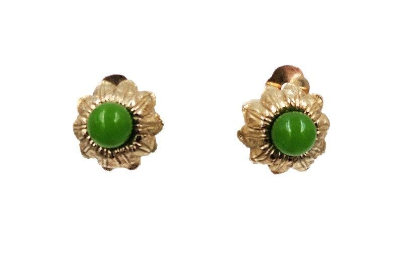 Napier Interchangeable Flower Earrings