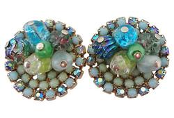 1960s Alice Caviness Earrings