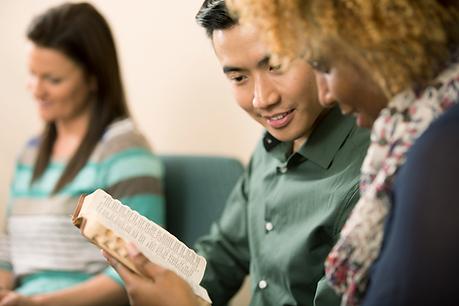 Lección de biblia