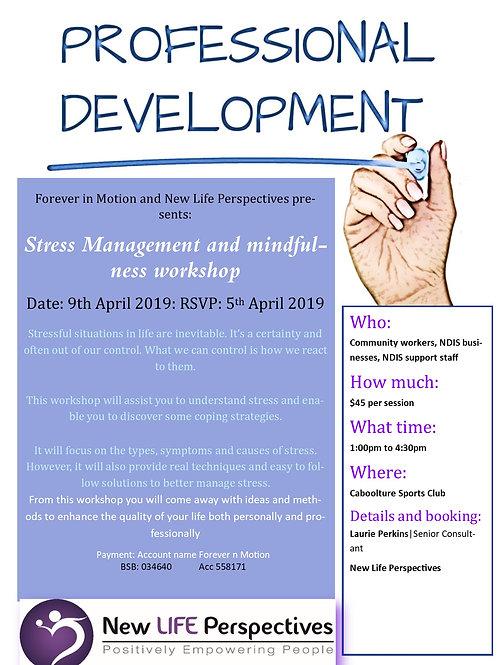 Professional Development series