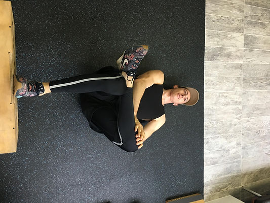 PACT Phyiscal Therapy and Mitch Winters hip mobility
