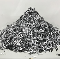 the intersection of art and journalism (static pile)