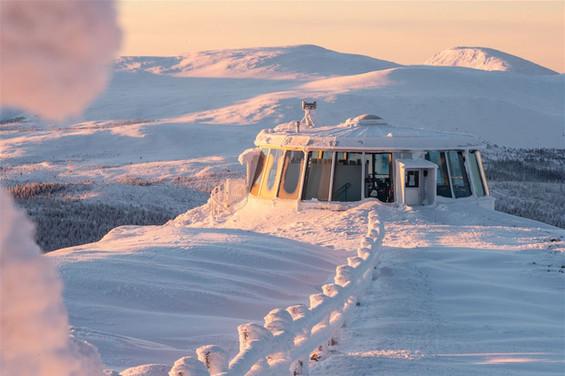 Sky bar Lofsdalen
