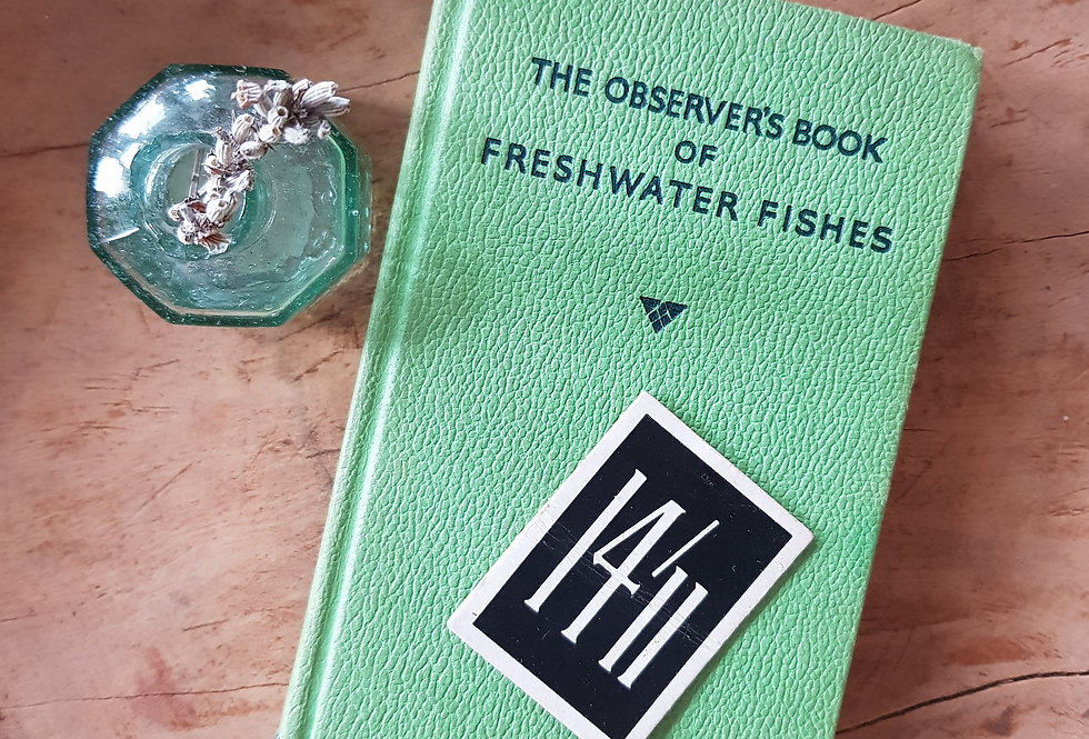 Observer's Book of Freshwater Fishes