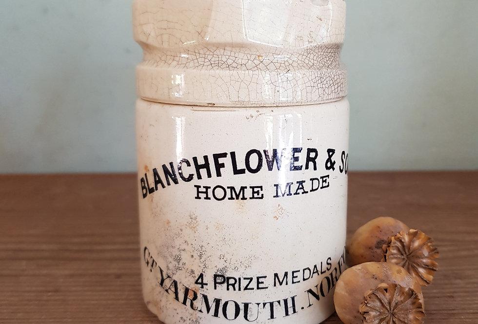 Antique Blanchflower & Sons Pot