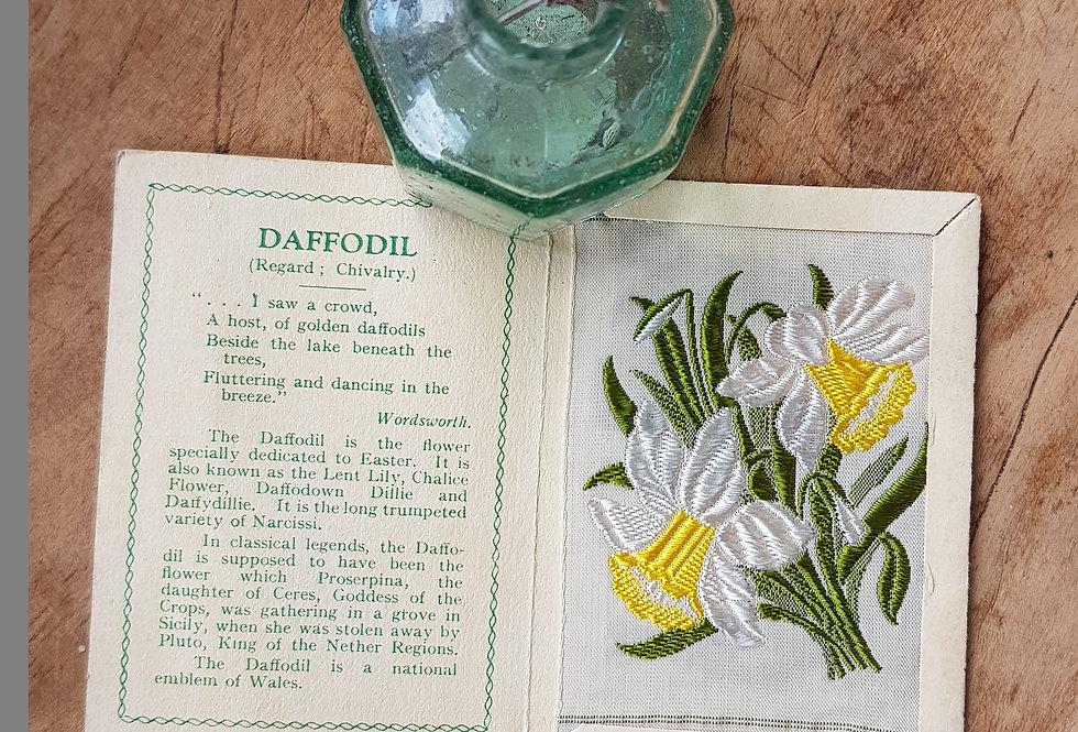 Daffodil Silk Flower