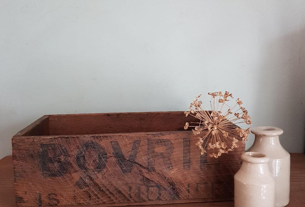 Bovril Box