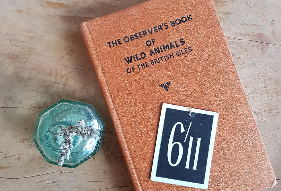 Observer's Book of Wild Animals