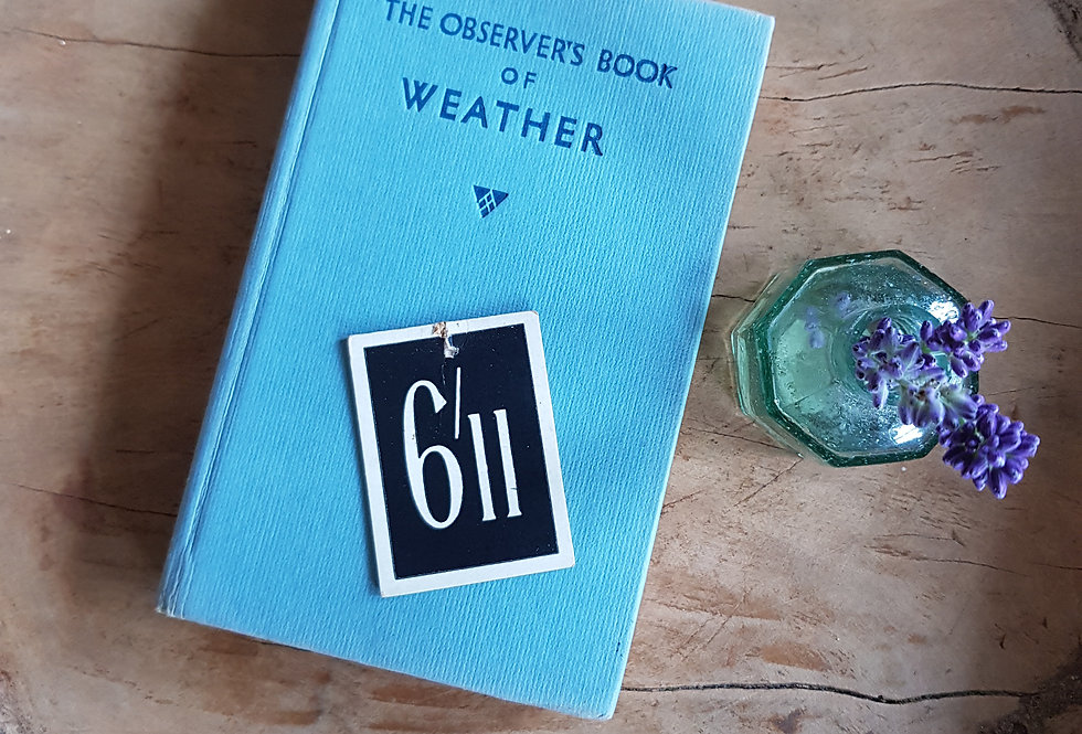 Observer's Book of Weather