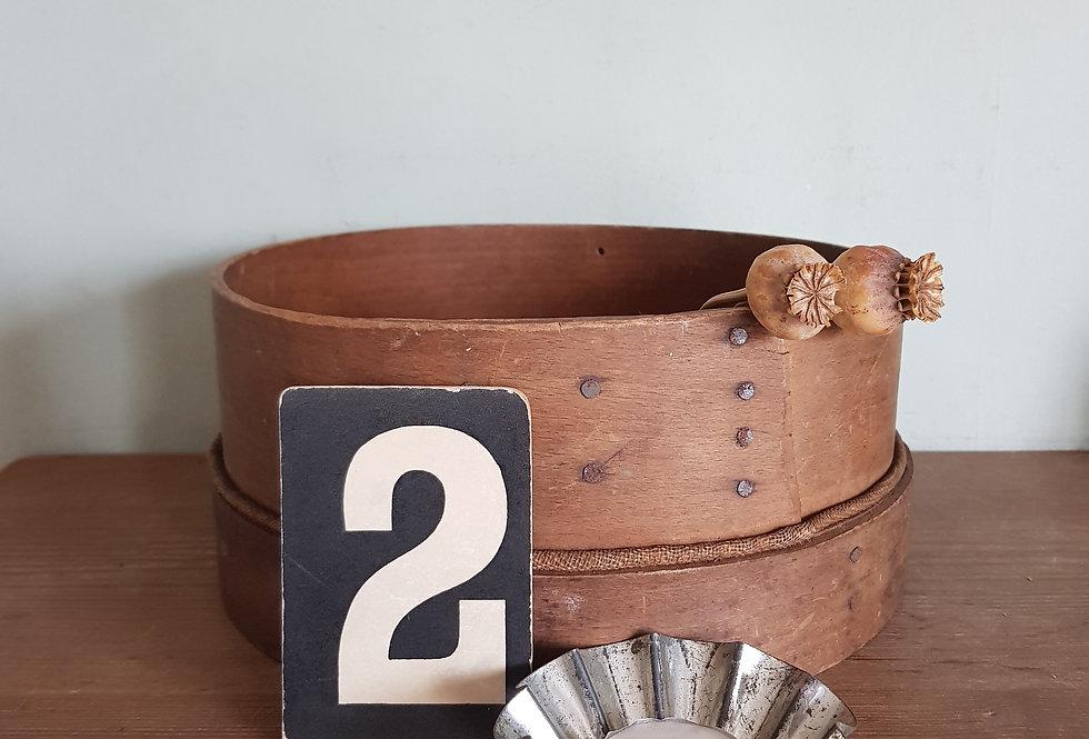 Vintage Rustic Sieve