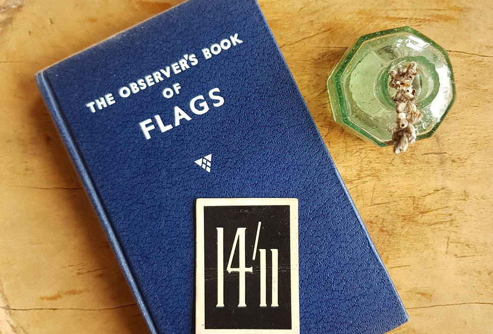 Observer's Book of Flags
