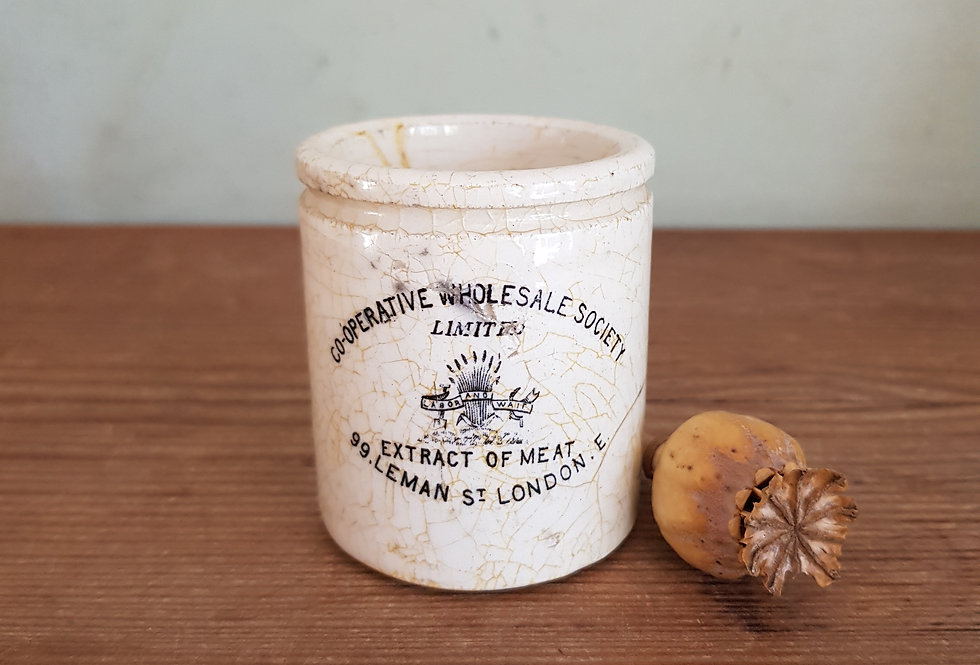 Antique Stoneware Pot